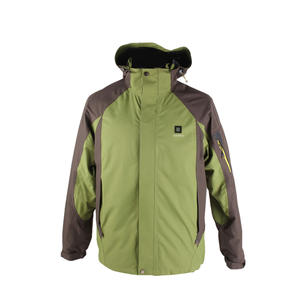 MNK-G32 Heated Jacket With Battery