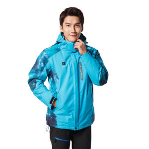 MNK-G27 Winter Heated Jacket