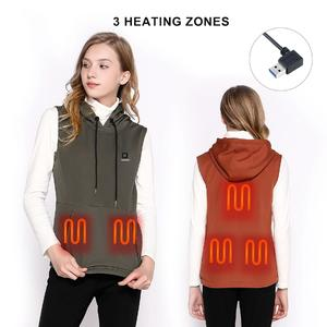 MNK-G23 Heated Jacket Vest