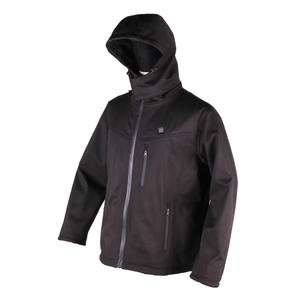 Soft Warm Fleece Electric Heated Jacket For Sporting And Working