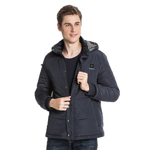 Casual Stylish Wearing USB Controlled Cotton Heated Winter Clothing