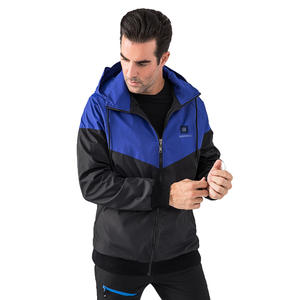 MNK-G10 Motorcycle Heated Jacket