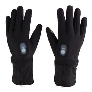 Windproof Driving Cycling Lithium Battery Operated Liner Heated Gloves