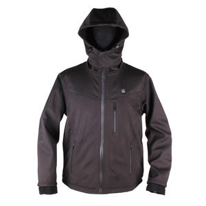 Sporting And Working Soft Warm Fleece Electric Heated Jacket