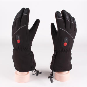 Rechargeable Thermos Gerbing Heated Gloves For Ski Skate