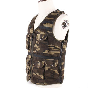 MAINIKO Designed Camouflage Heated Hunting Vest Tactical Vest