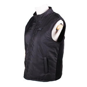 Width Adjustable Massage Heated Vest With USB Heating System