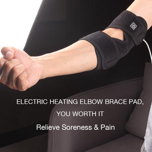 Far Infrared Elbow Heating Pad Therapy Elbow Support Brace With OK Cloth