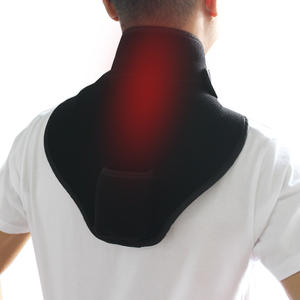 OEM Far Infrared Rehabilitation Therapy Heating Pad for Neck Pain