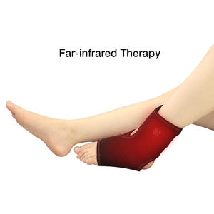 OEM Far Infrared Rehabilitation Therapy Medical Ankle Heating Pad