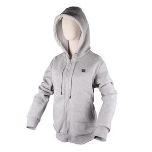 MAINIKO Updated Design Polar Fleece Girls Heated Hoodie
