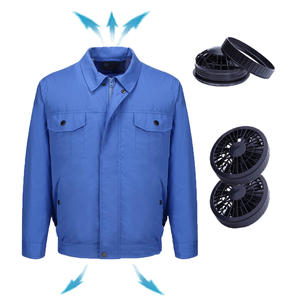 Wholesale High Quality Summer New Air Conditioned Fan Cooling Jacket