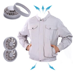 Washable Lithium Battery Air Conditioned Cooling Jacket For Laborer Worker