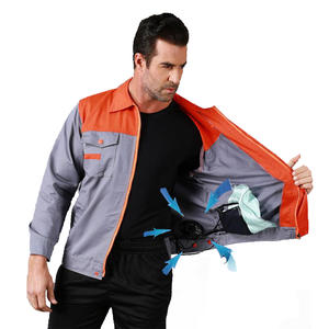 Unisex Sun-Proof 5V USB Air Conditioned Jacket For Summer Outdoor