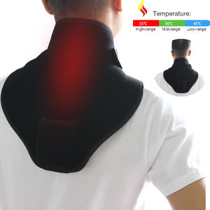 OEM Factory Far Infrared Therapy Heating Pad for Neck Pain