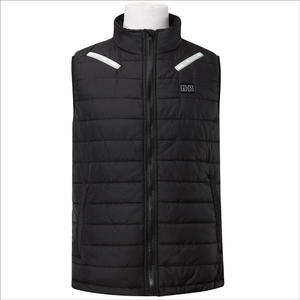 OEM Factory Safe Waterproof Carbon Fiber Warm LED Heated Vest