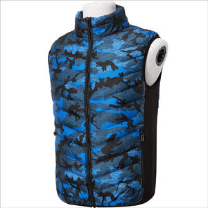 Popular Sleeveless Style Electric Far Infrared USB Ski Heated Vest For Unisex