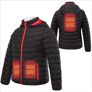 Hot Sale 5V Battery Powered Warm USB Heated Jacket for Men & Women