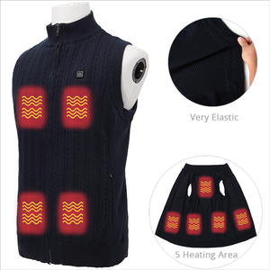 heated vest - Manufacturer mainiko