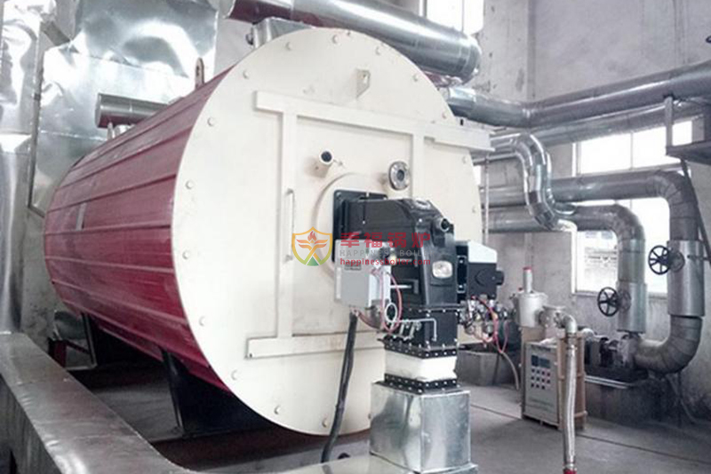 industrial oil boiler