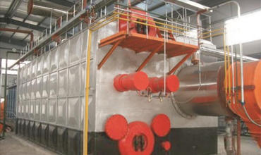 Safe operation and energy saving of hospital steam boiler