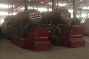 DZL Series Waste Heat Boiler