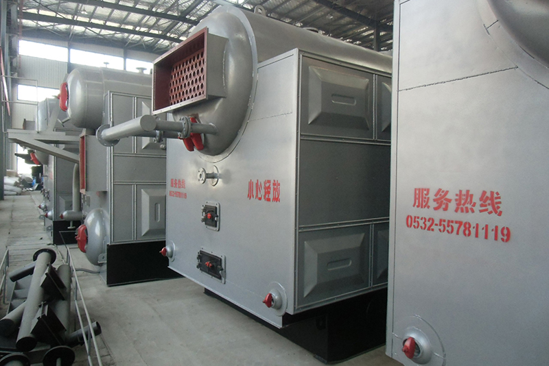 SZL series biomass gasification boiler