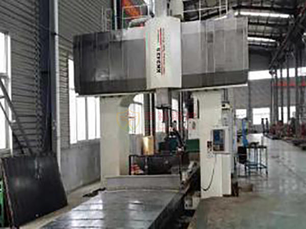 Gantry machining and milling