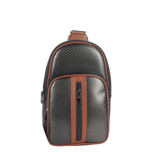 High quality Custom OEM carbon fiber chest bag manufacturer