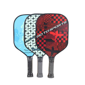 OEM Carbon fiber pickleball paddle factory