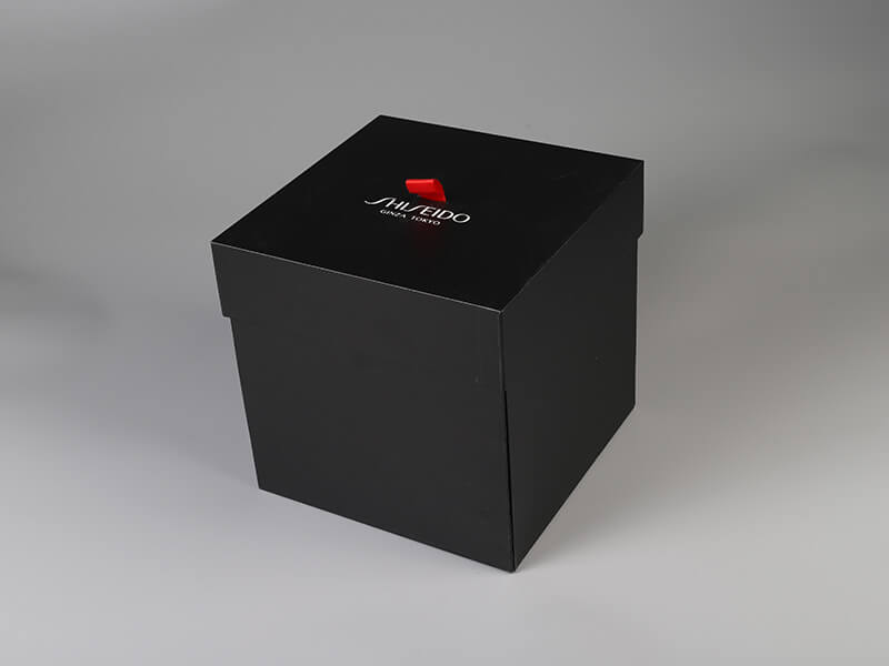 Luxury Cosmetic Packaging Box Delicate Gift Box