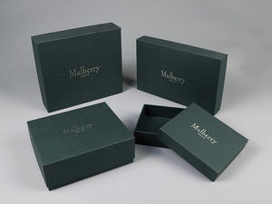 Customized Luxury Delicate Gift Box