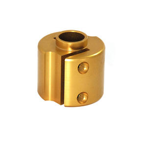 Hi-Polished Brass Machining Parts