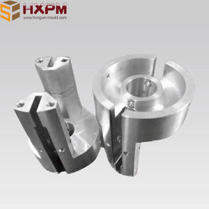 High Quality Customized CNC aluminum parts Precision mould