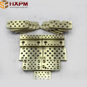 Non-Standard Brass with graphite wear plates Precision mould