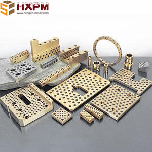 Special Customized Bronze with graphite resistant plats suppliers