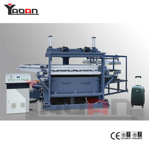china customized luggage forming machine manufacturers
