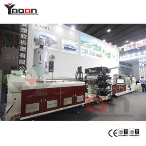 China customized Plastic Sheet Extrusion Machine factory