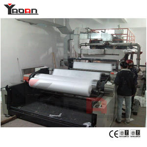 Restaurant Tissue Paper PP Meltblown Nonwoven Machine
