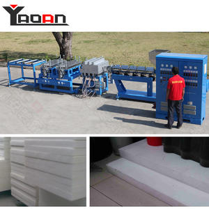 PP PE PA ABS POM Plastic Thick Sheet Extrusion Machine