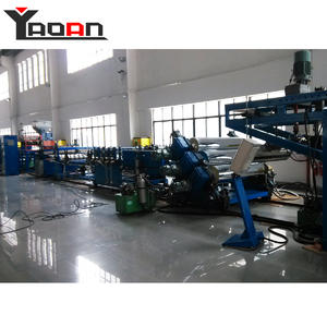 Corrugated PC PE PP Roofing Tile Machine