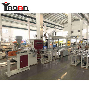 Electricity Use PVC Coated Aluminum Copper Wire Making Machine