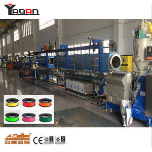 china ABS PLA 3D printer Filament production line manufacturers