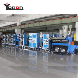 Carrier tape manufacturing/Conduct plastic PC PS carrier tape extrusion machine