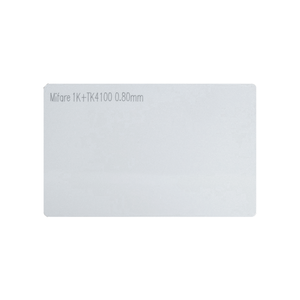 low price card dual frequency rfid card suppliers