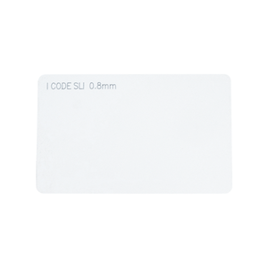 wholesale I CODE SLI White Card factory|rfid card 13.56mhz