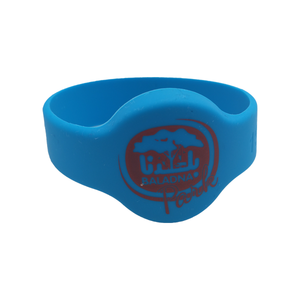 low price  rfid silicone wristband supplier