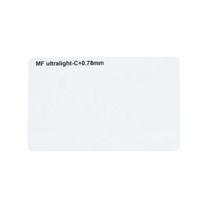 customized MF Ultralight-C rfid card manufacturers