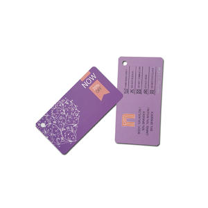 XY-U010904501T RFID UHF Clothing Tag