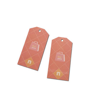 wholesale customized UHF Clothing Hang Tag factory
